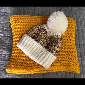 Accessories - Hat and Scarf Set